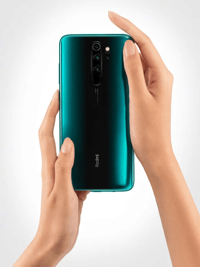 Redmi Note 8 Pro official renders pre launch 2