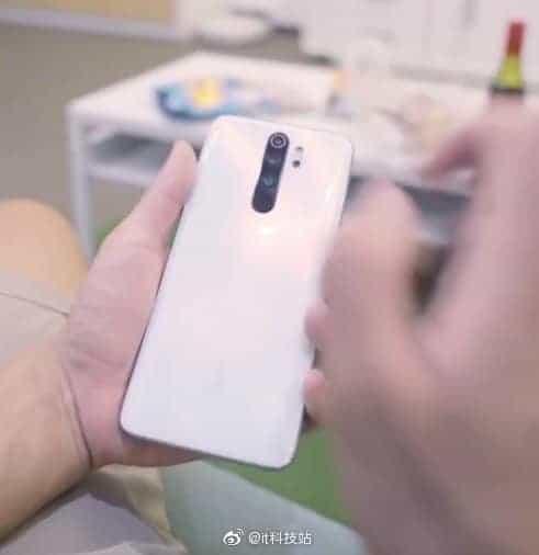Redmi Note 8 Pro real life leak 1
