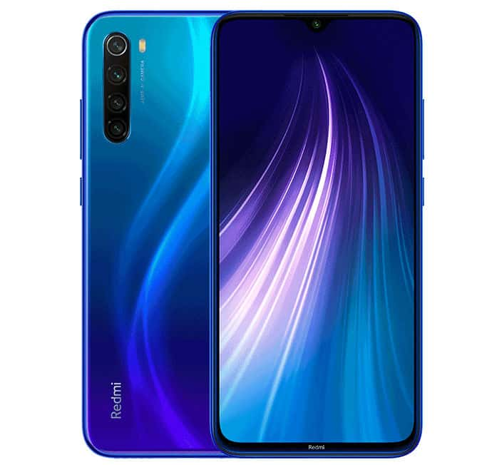 Redmi Note 8 official image 1