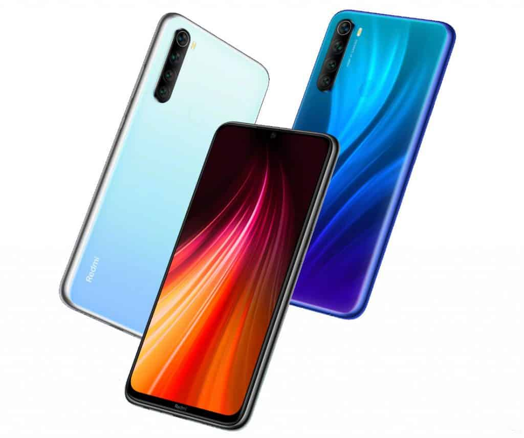 Redmi Note 8 official image 2