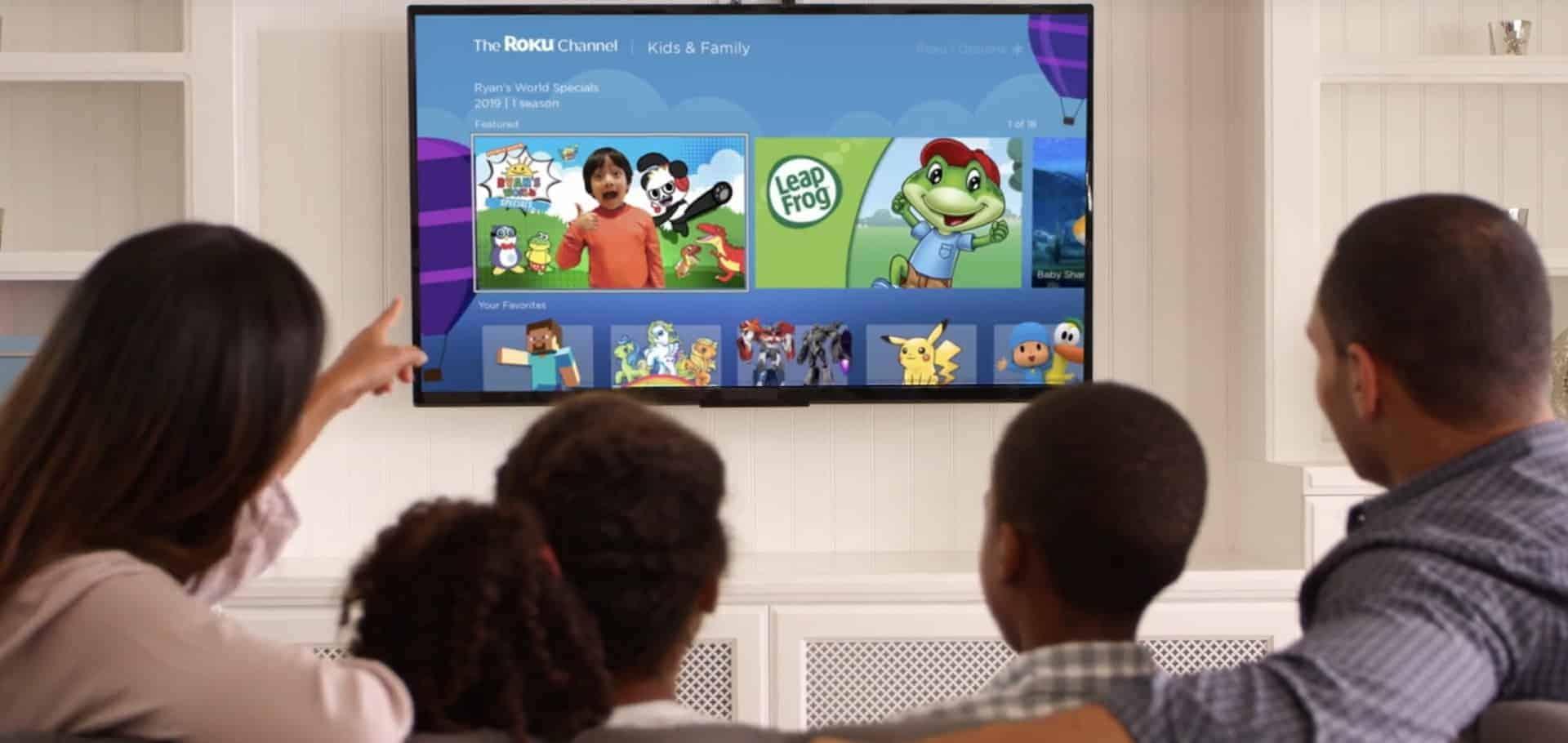 Roku Channel Kids Families