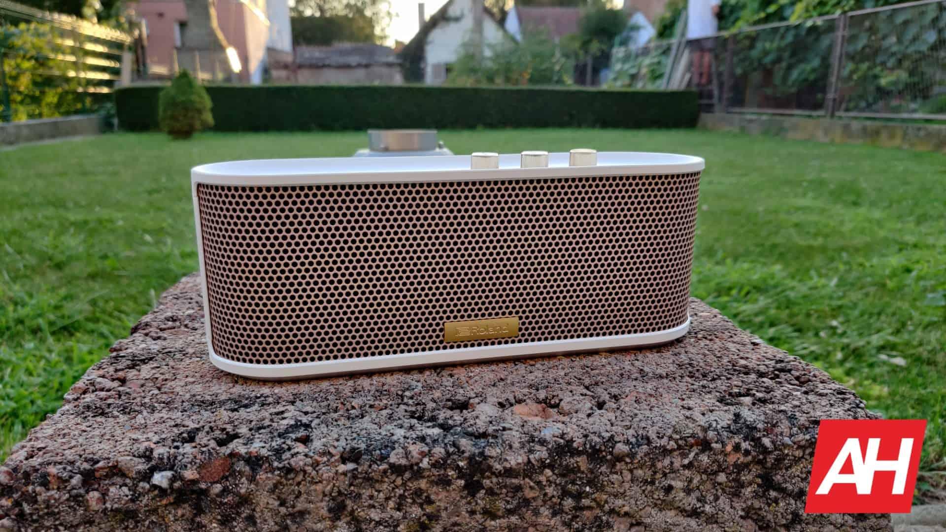 Roland BTM 1 Bluetooh speaker 21