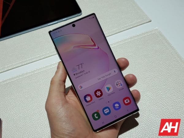 Samsung Galaxy Note 10 AH 2019 11
