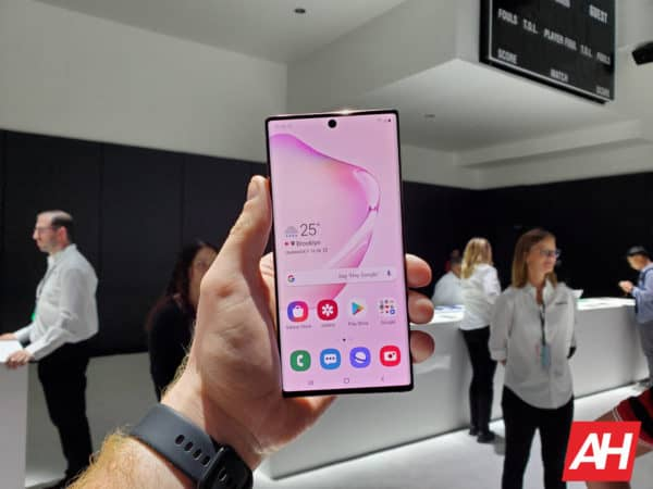 Samsung Galaxy Note 10 AH 2019 4