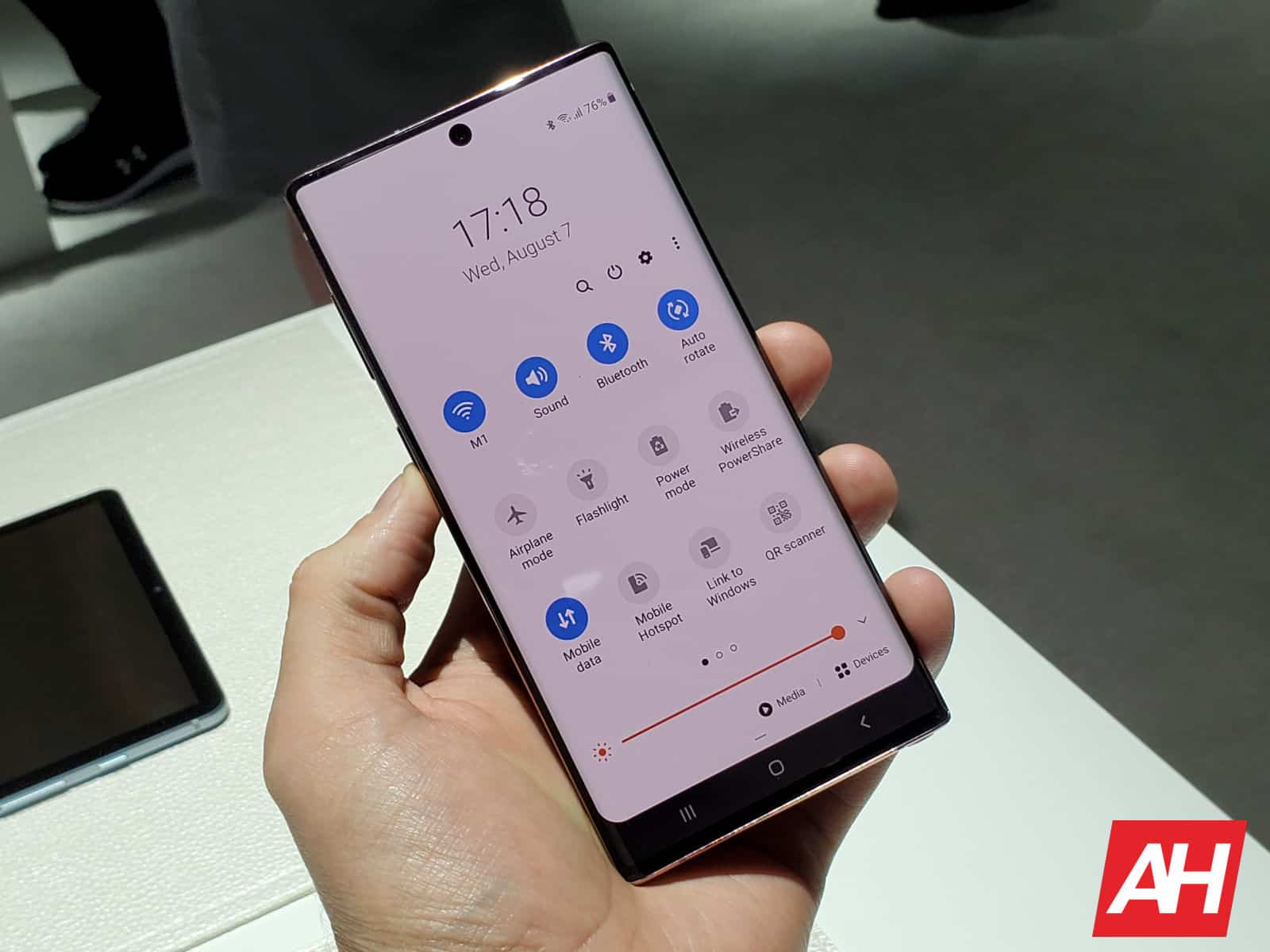 Samsung Galaxy Note 10 AH 2019 7