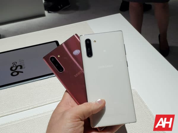 Samsung Galaxy Note 10 AH 2019 9