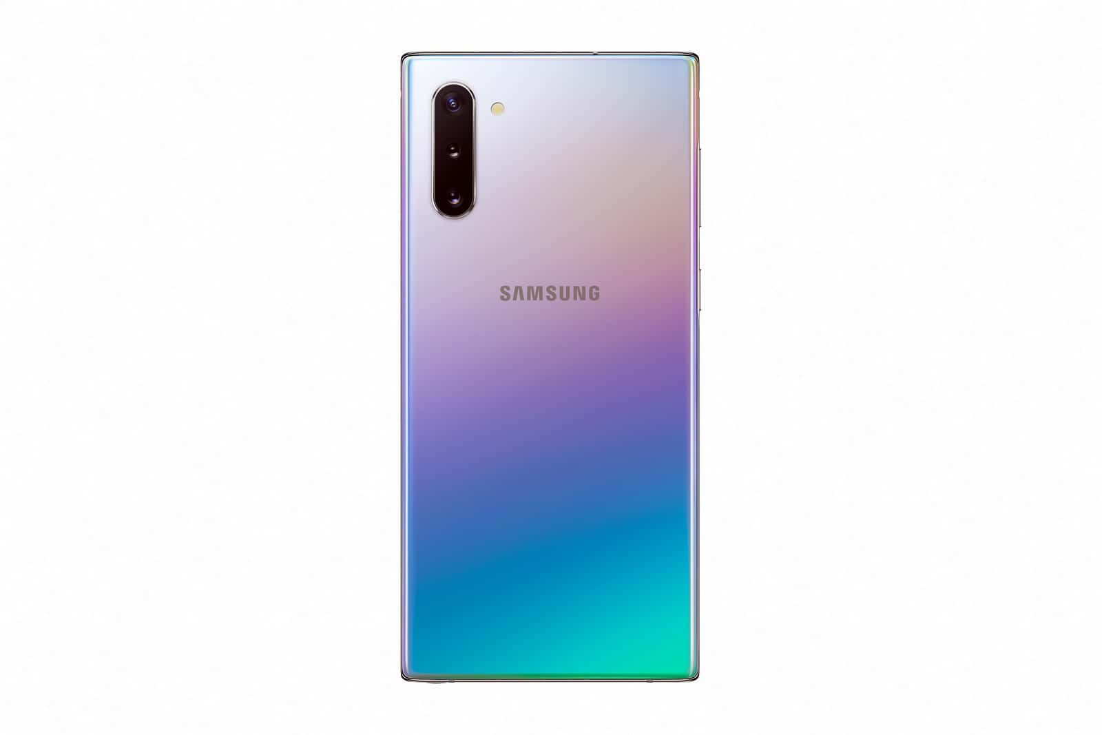 Samsung Galaxy Note 10 Official Press 2