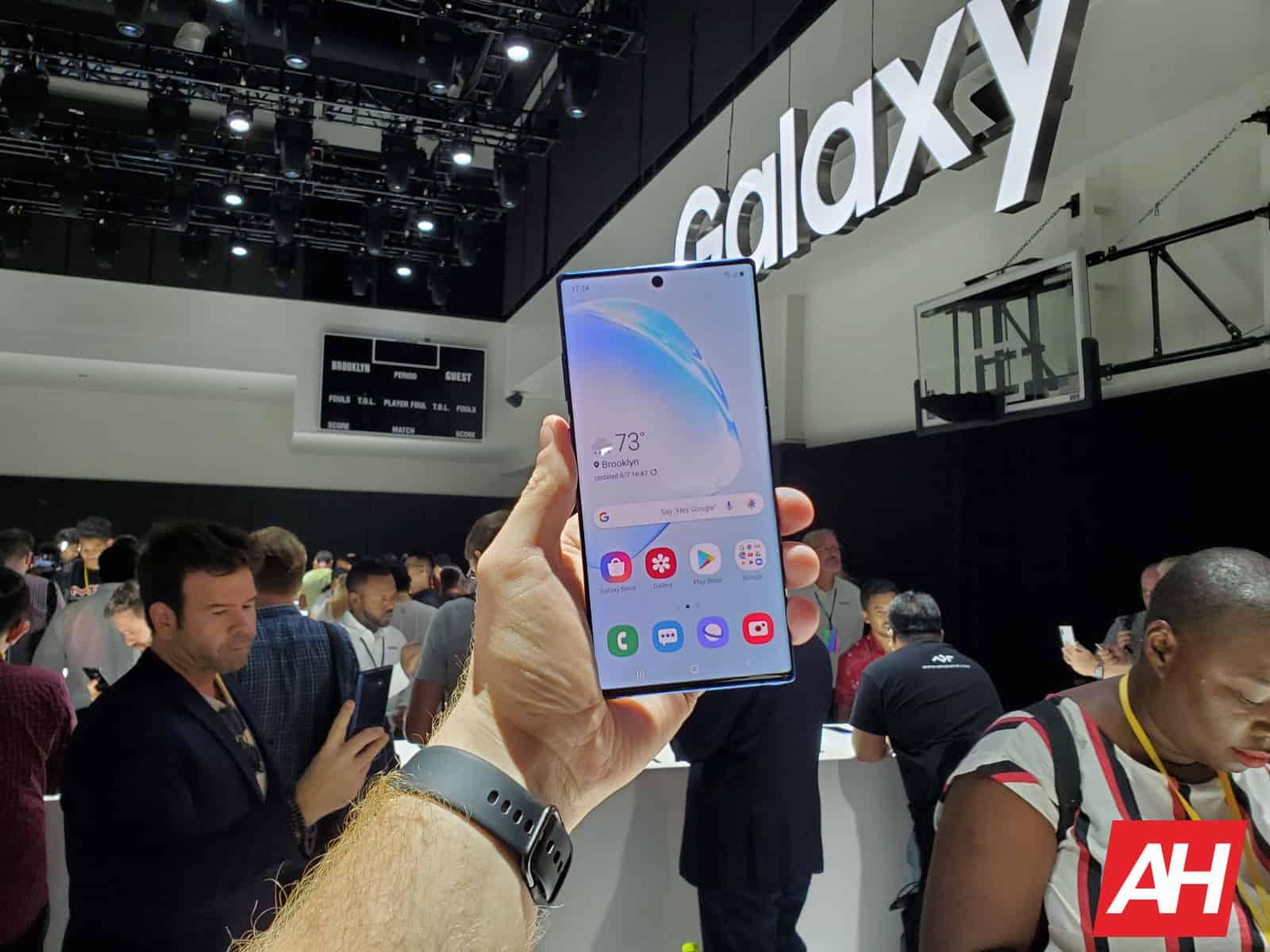 Samsung Galaxy Note 10 Plus AH 2019 10