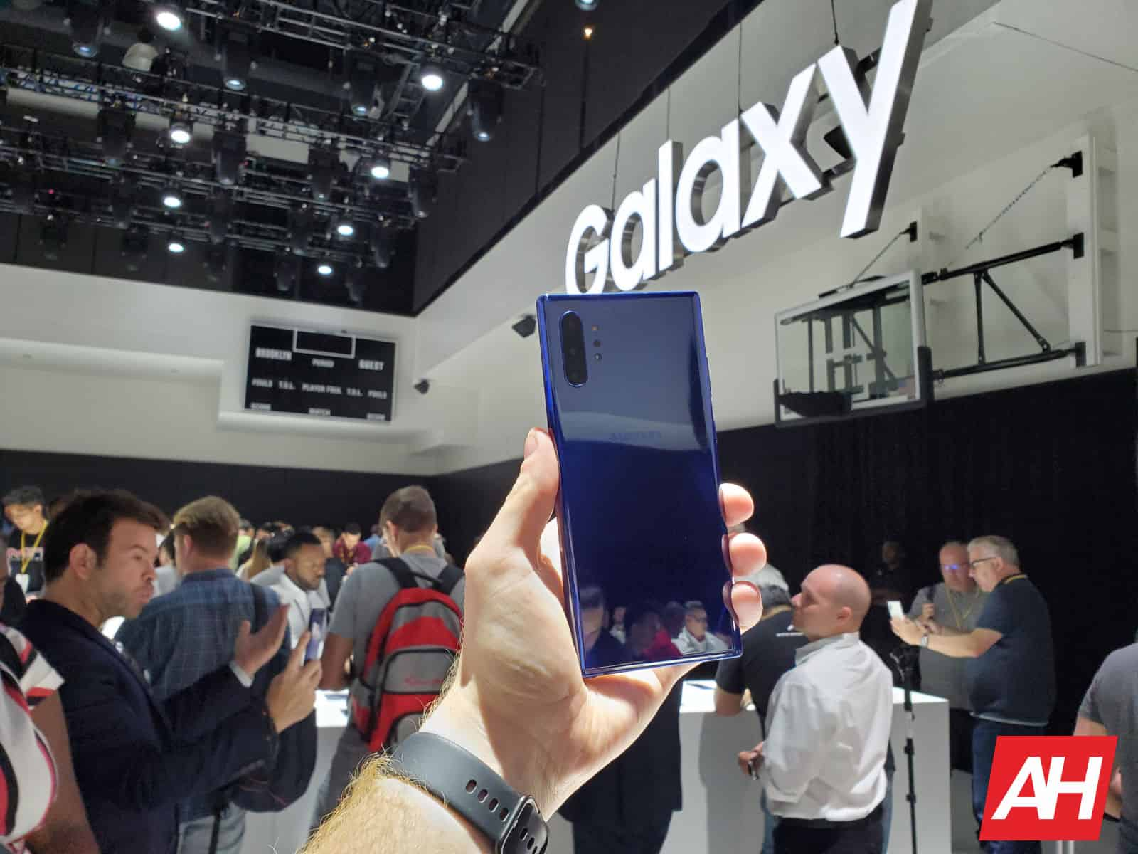 Samsung Galaxy Note 10 Plus AH 2019 9