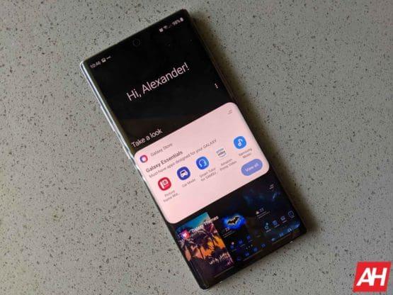 Samsung Galaxy Note 10 Plus Bixby AM AH 1