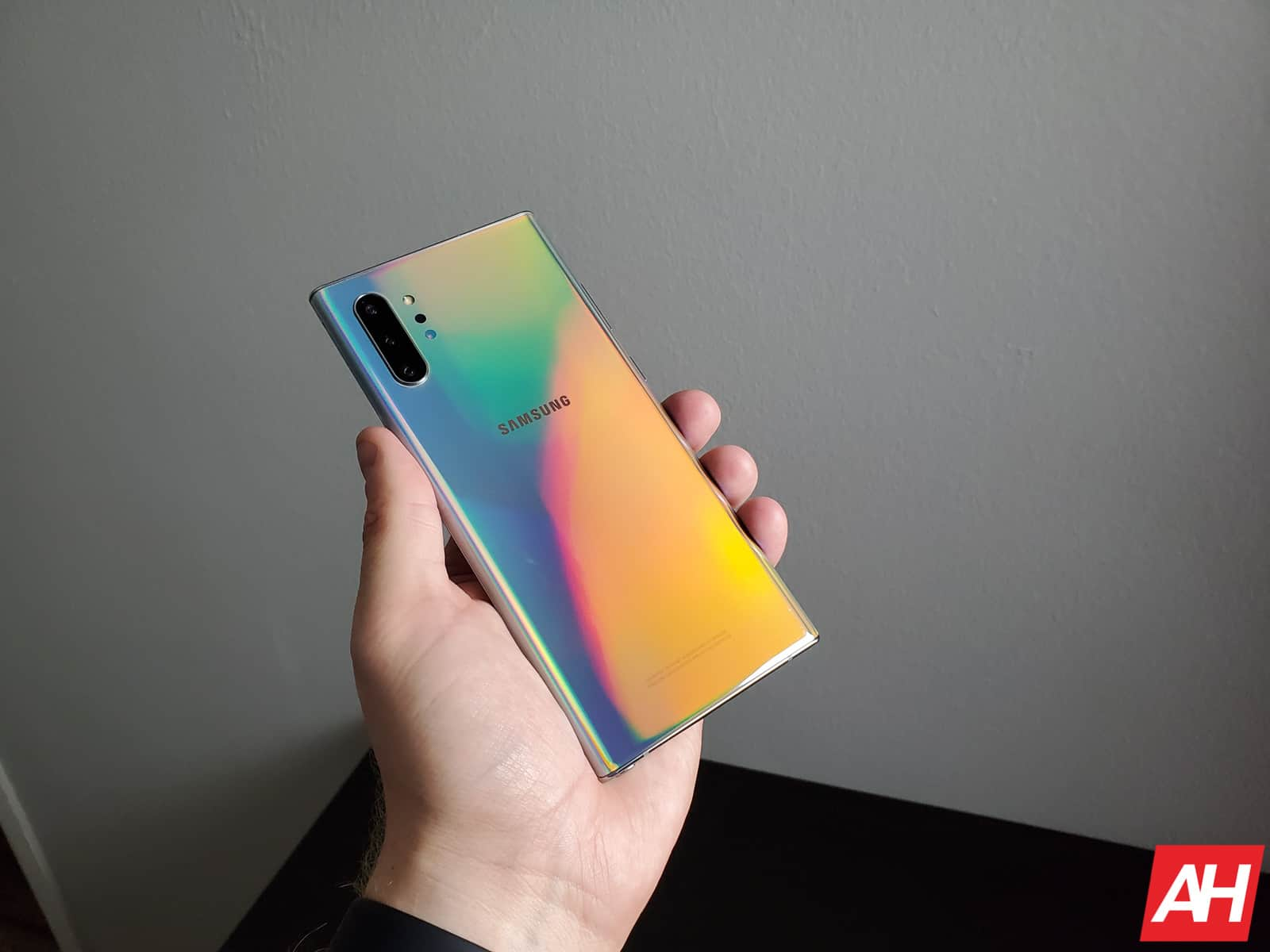 Samsung Galaxy Note 10 Plus Review AM AH 1 13