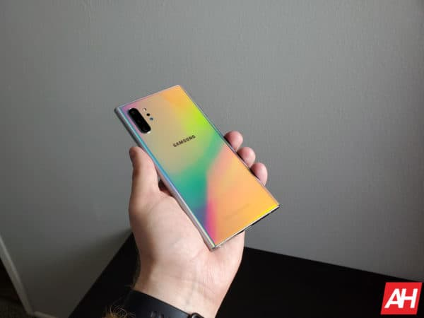 Samsung Galaxy Note 10 Plus Review AM AH 1 14