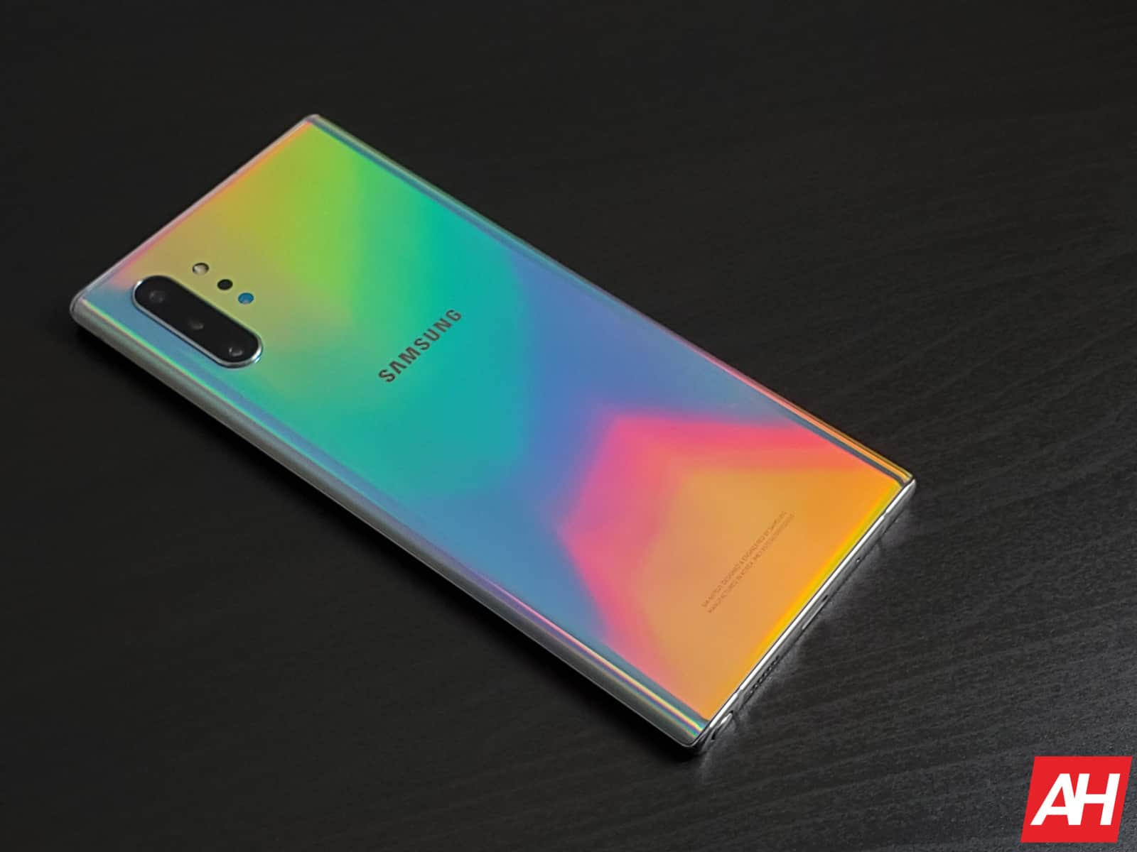 Samsung Galaxy Note 10 Plus Review AM AH 1 17