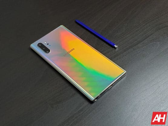 Samsung Galaxy Note 10 Plus Review AM AH 1 7