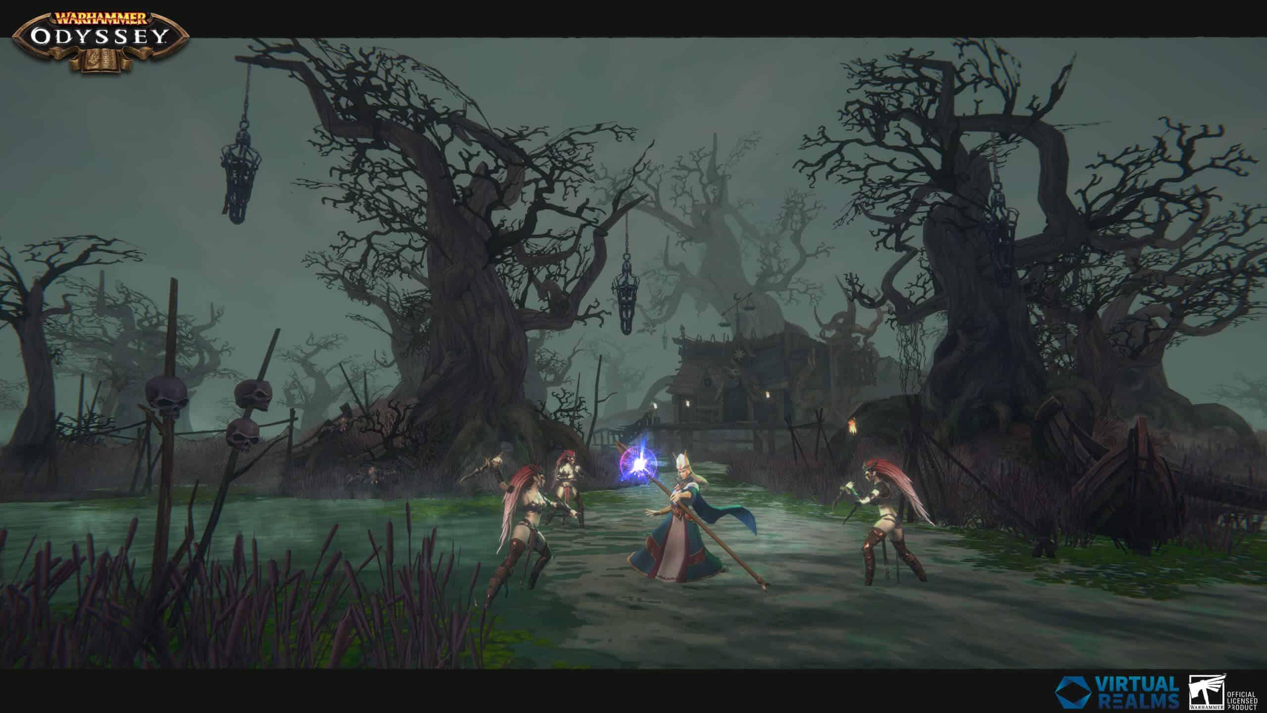 Warhammer Odyssey 3