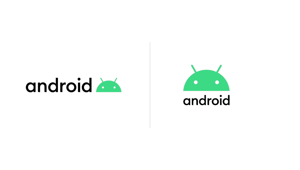 android logo rebrand