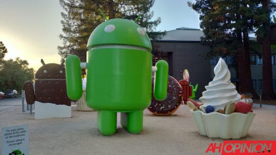 android statues opinion AH