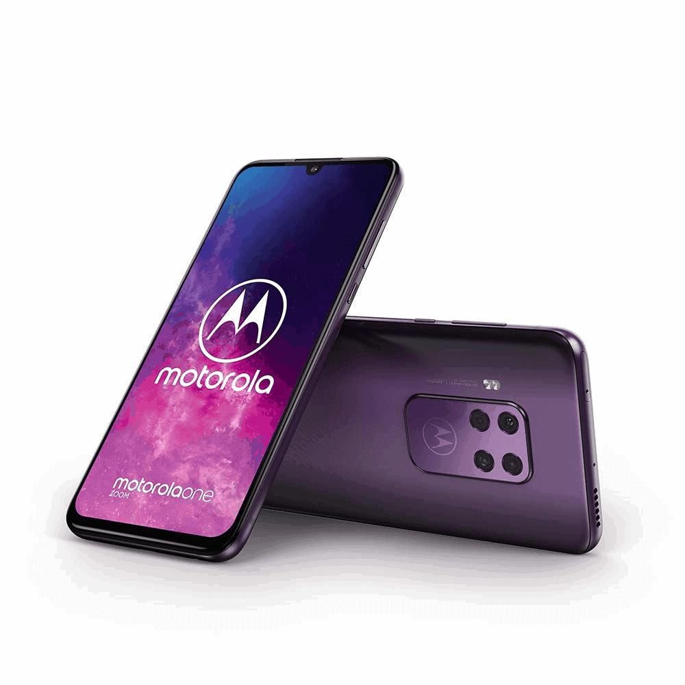 motorola one zoom purple 2