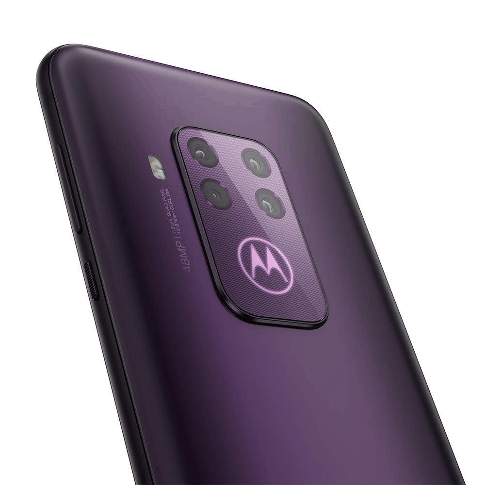 motorola one zoom purple 3