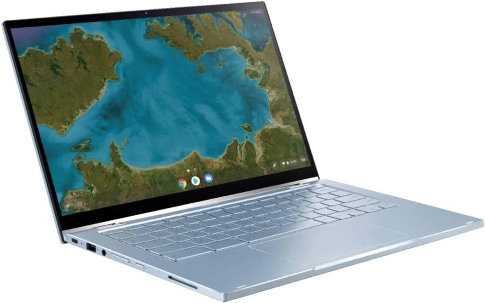 02 ASUS Chromebook Flip C433 from About Chromebooks
