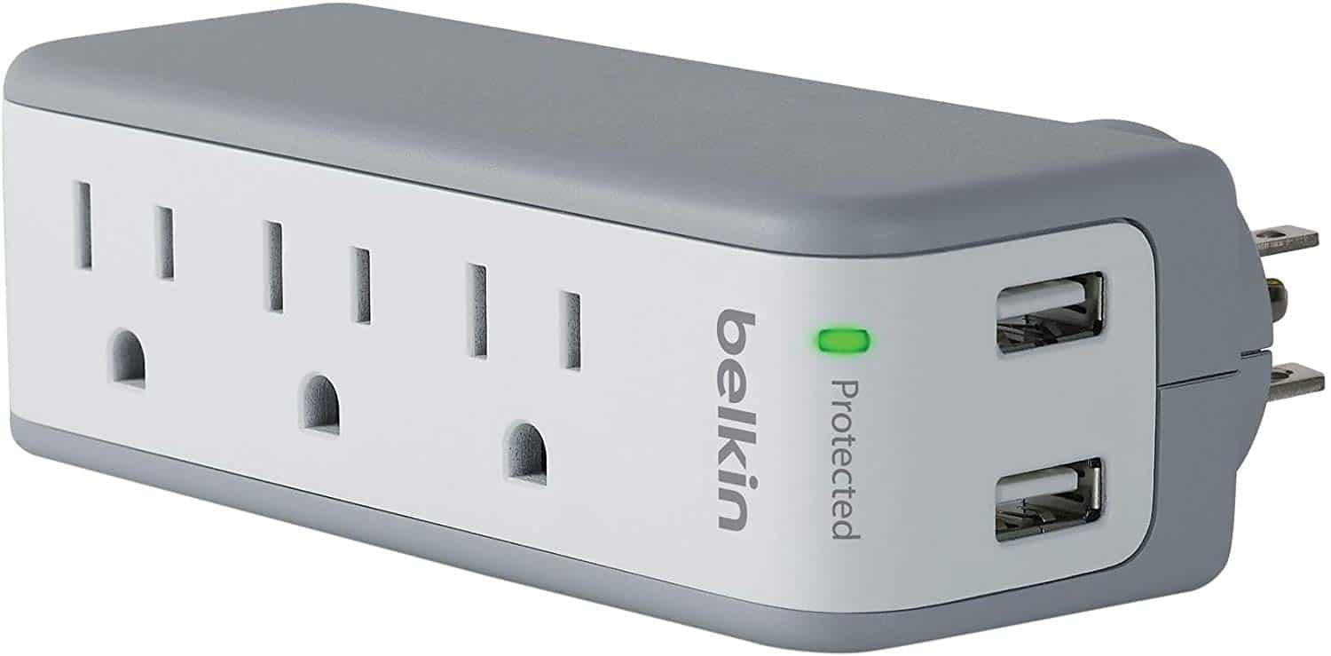Save up to 34% on select Belkin Surge Protectors - Amazon
