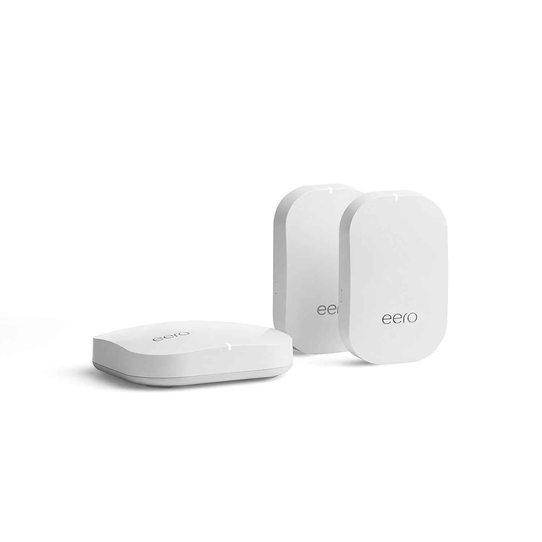 eero Home WiFi System (1 eero Pro + 2 eero Beacons) - Amazon