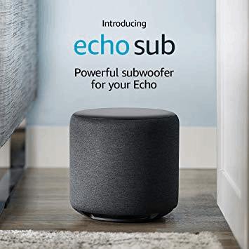Amazon Echo Sub - Woot