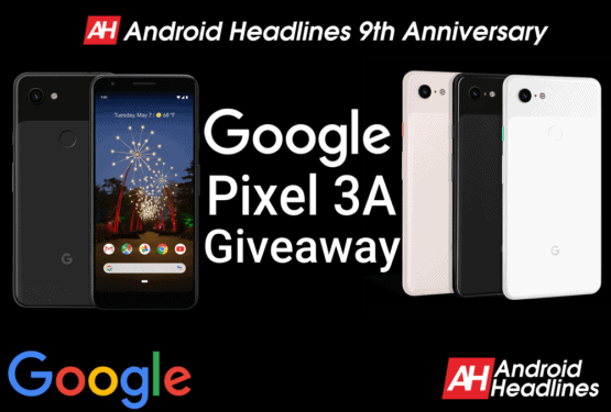 Android Headlines Google Pixel 3A Giveaway