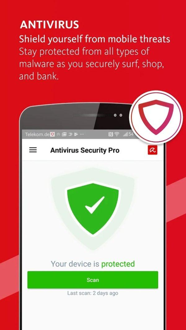 Avira app image September 2019