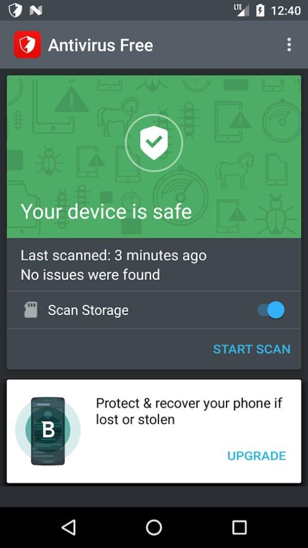 Bitdefender app image September 2019