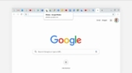 Chrome M77 Tab description card from Google 04