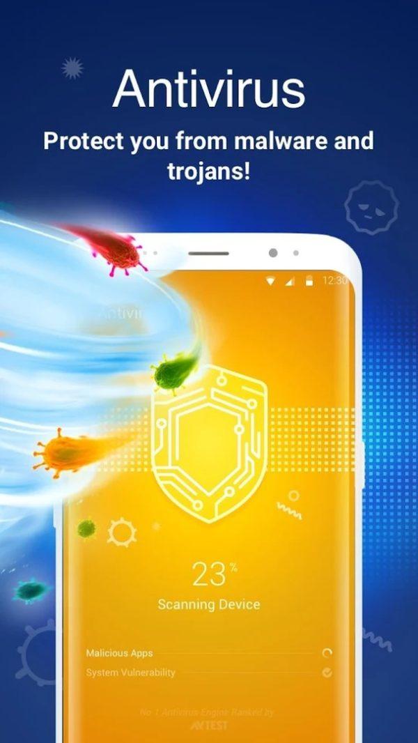 Clean Master app image September 2019