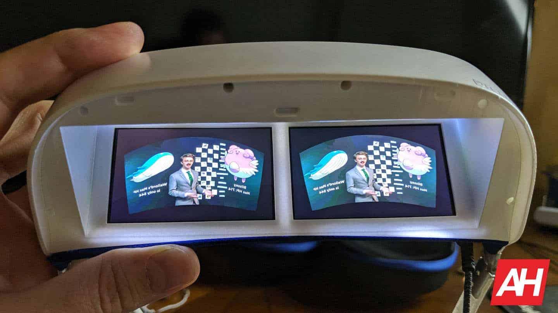 DreamGlass Air AR Glasses AH NS displays