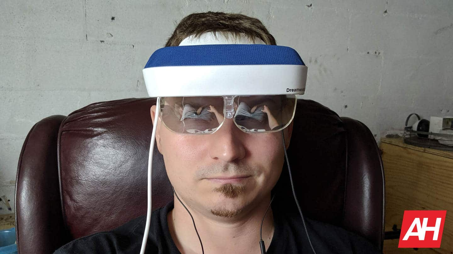 DreamGlass Air AR Glasses AH NS front