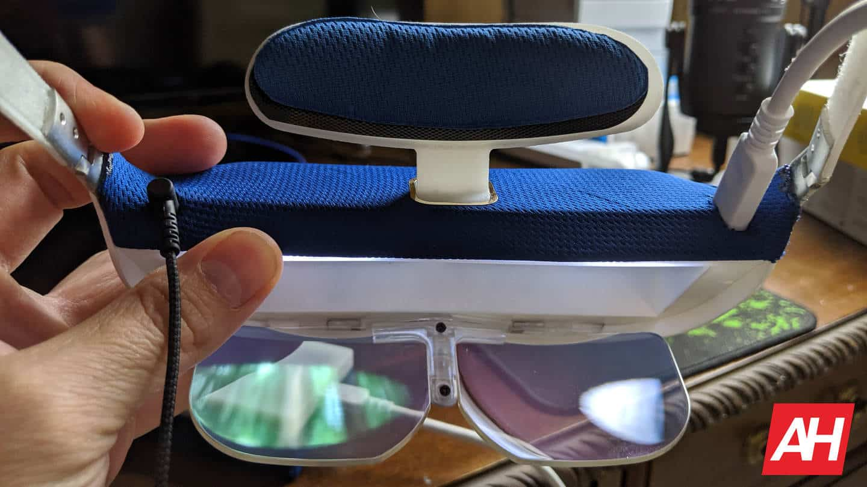 DreamGlass Air AR Glasses AH NS pads