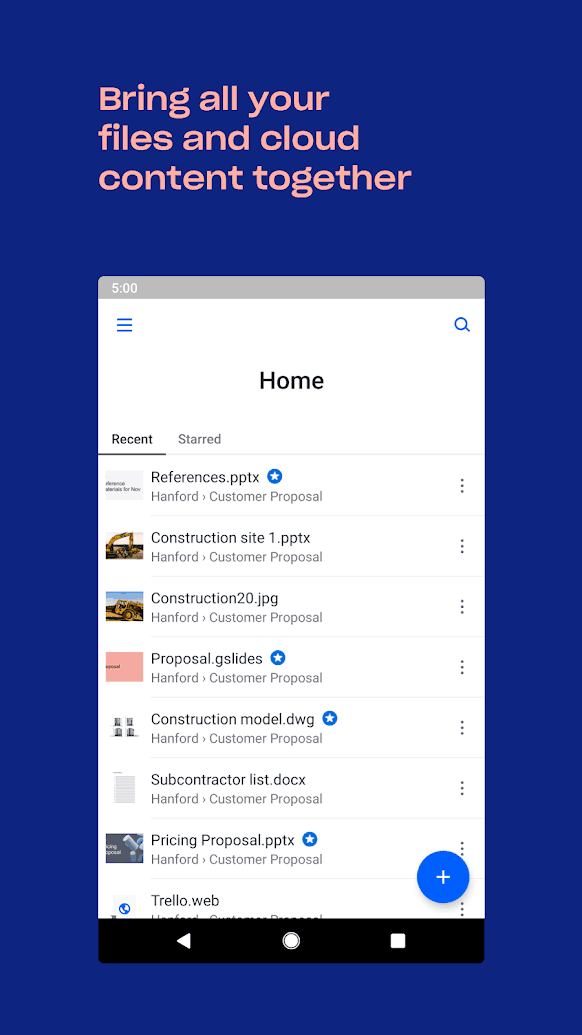 Dropbox app image September 2019