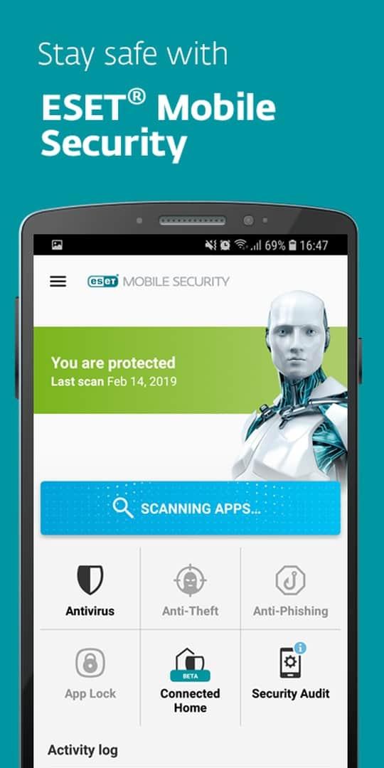 ESET app image September 2019