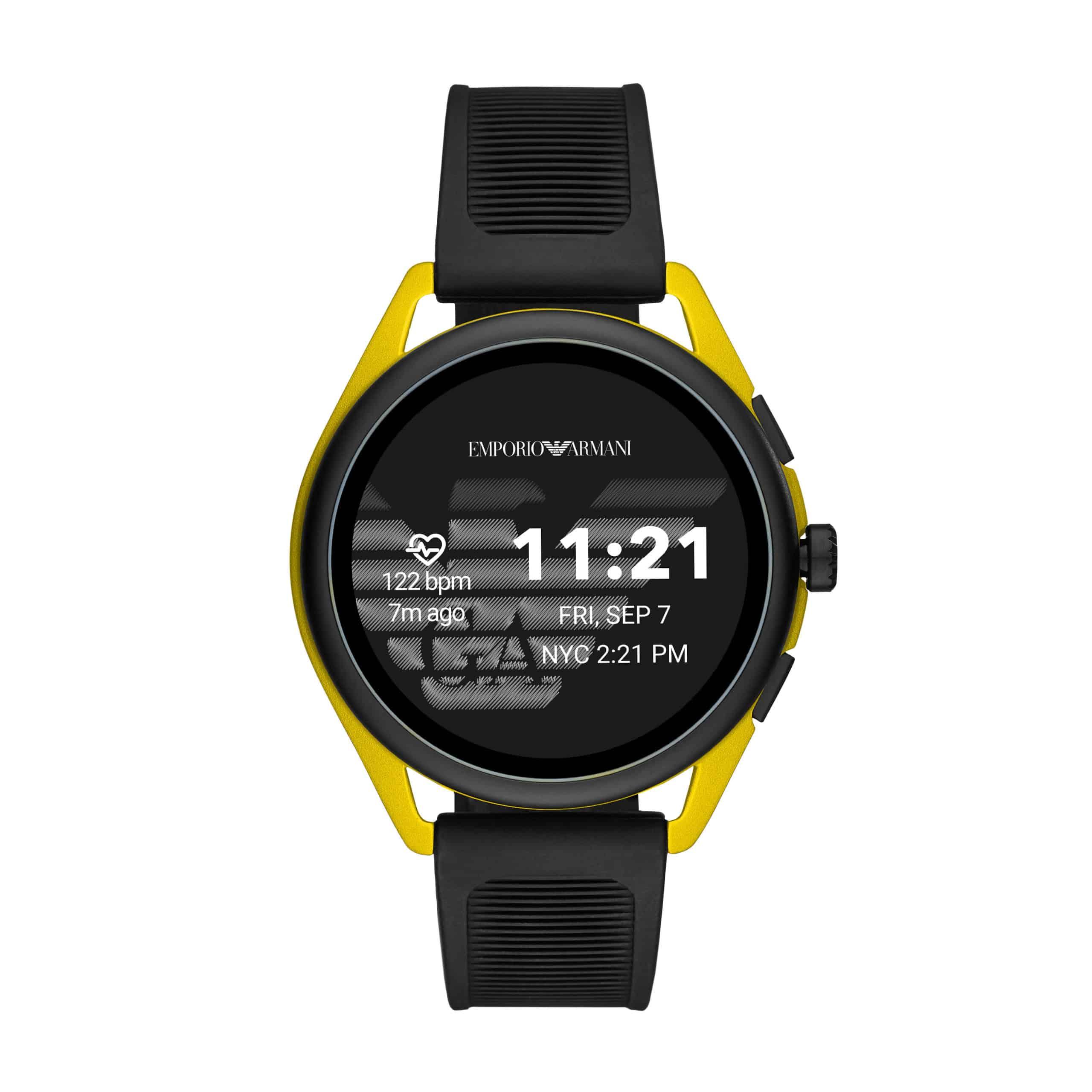 Emporio Armani Connected Smartwatch 3 2
