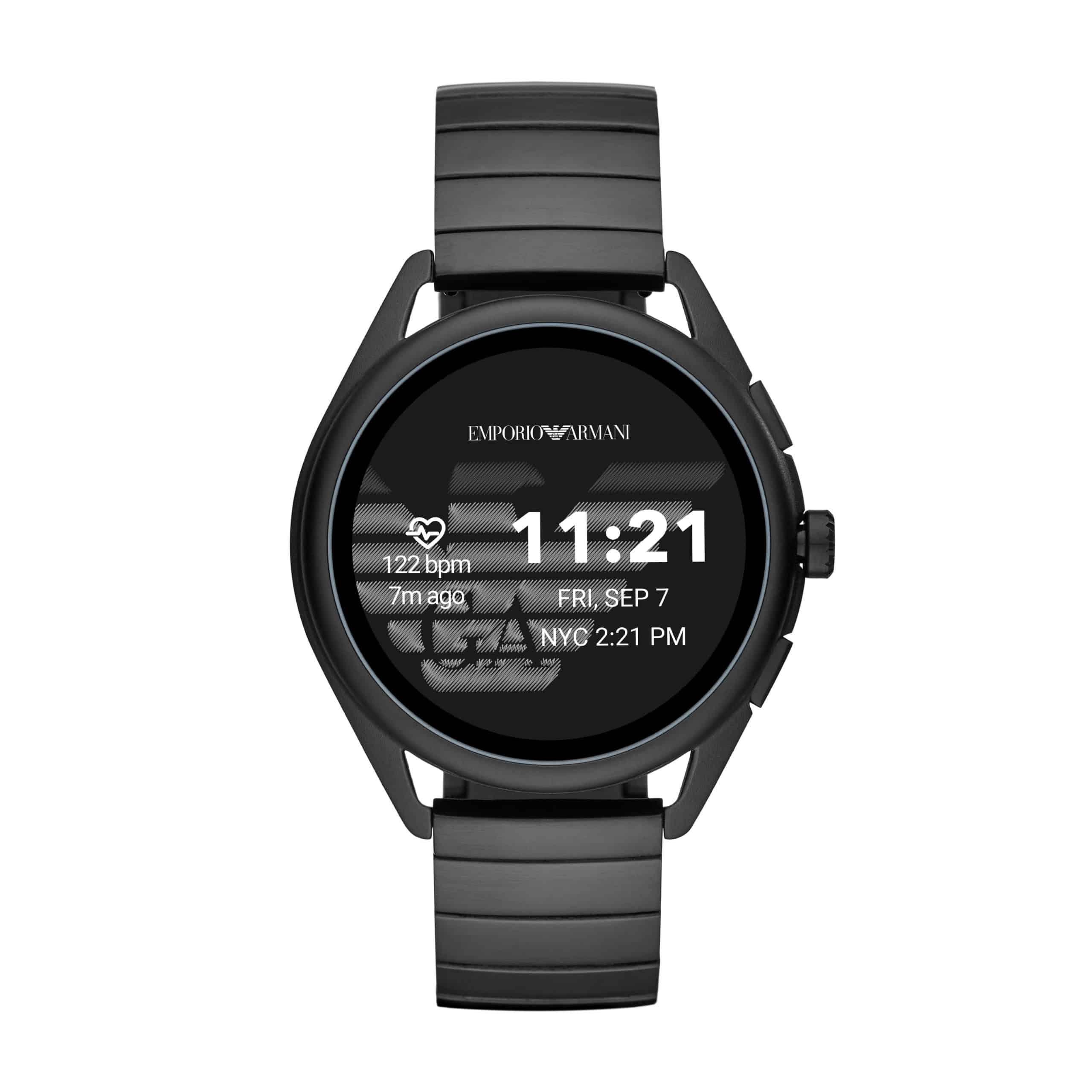 Emporio Armani Connected Smartwatch 3 4