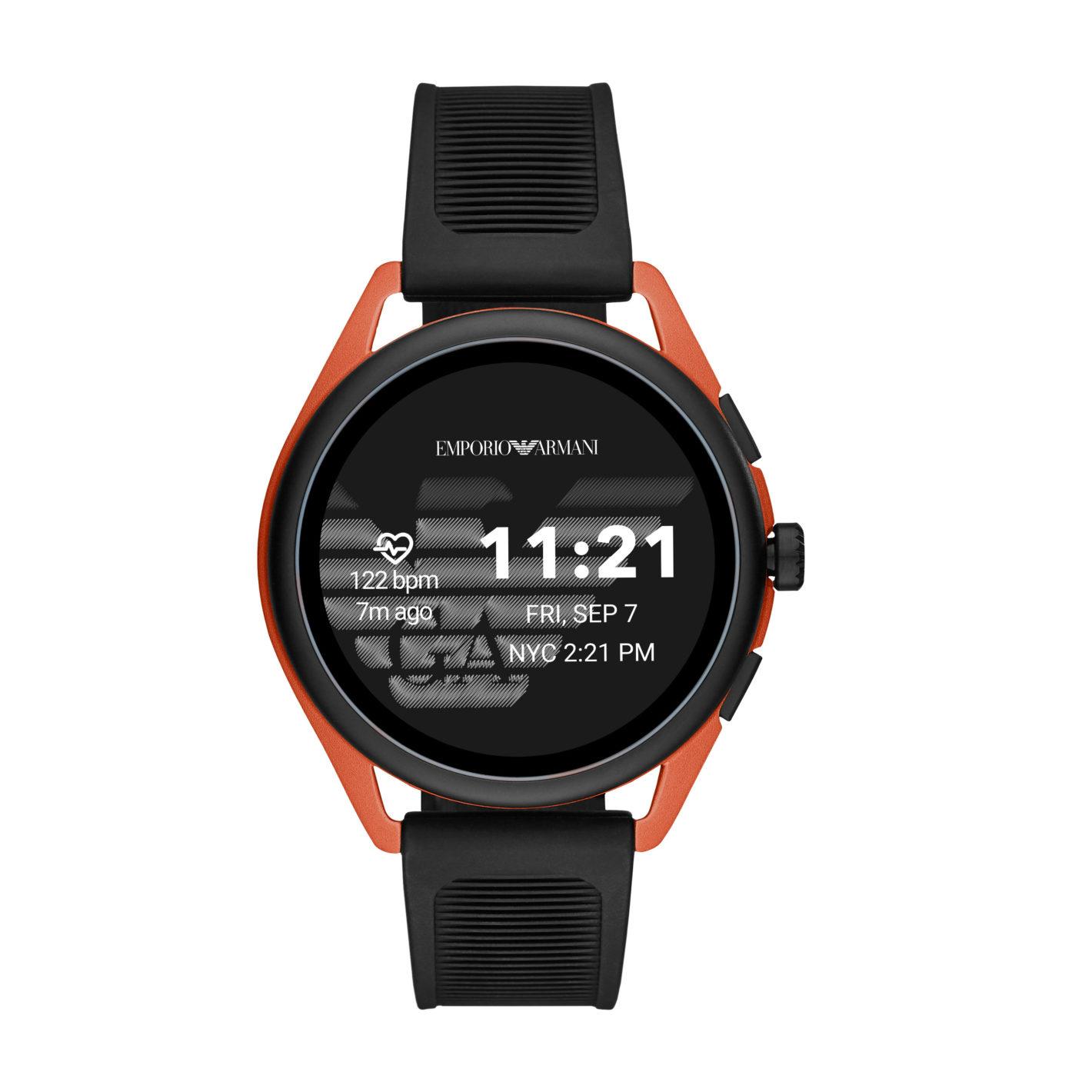 Emporio Armani Connected Smartwatch 3 5