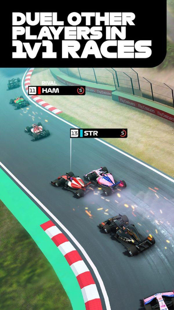 F1 Manager app image September 2019