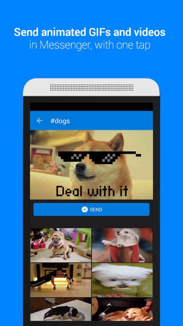 GIF Keyboard by Tenor app image September 2019
