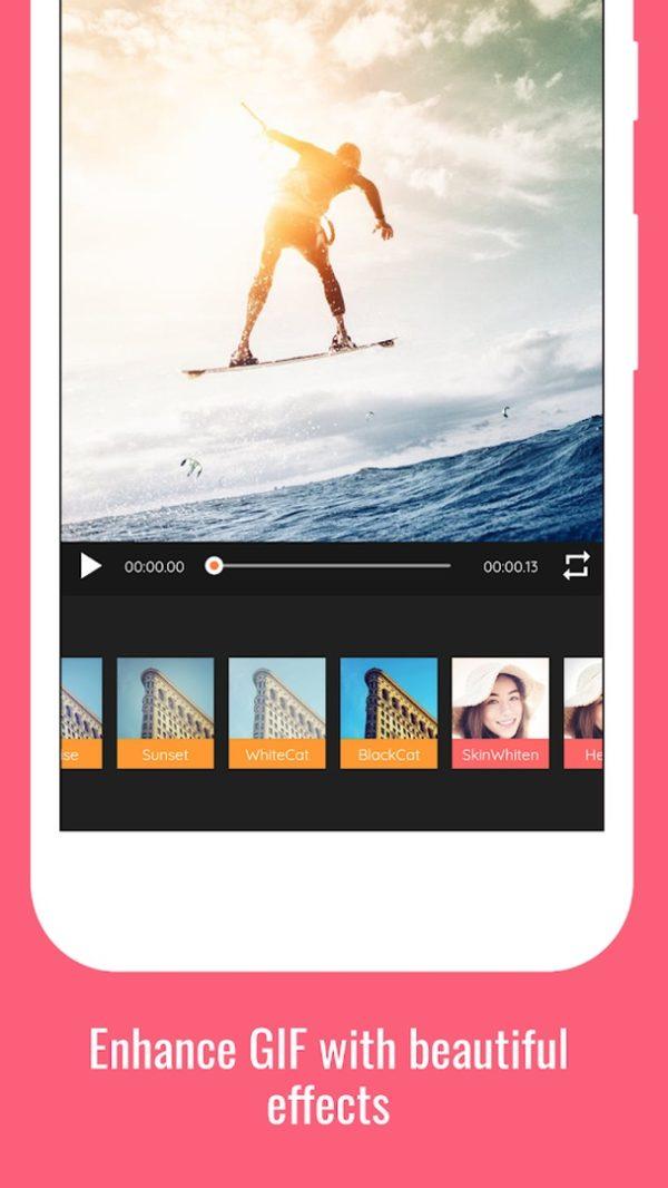 GIF Maker Video to GIF GIF Editor app image September 2019