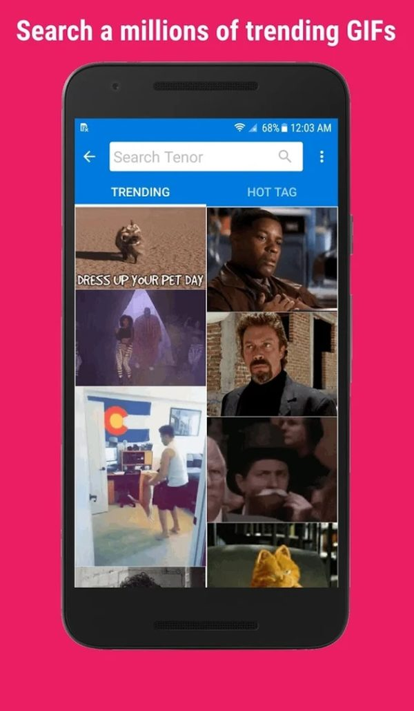 GIF Search app image September 2019