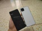 Google Pixel 4XL black and panda comparison leak 3