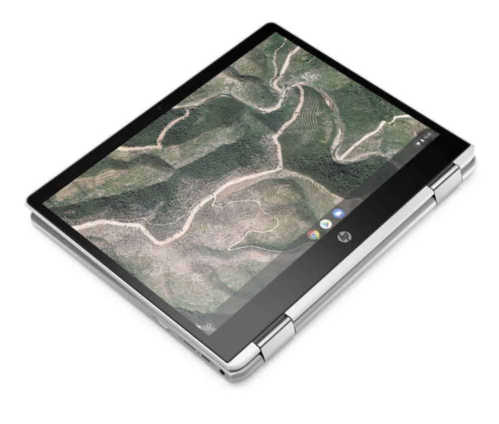 HP Chromebook x360 12b Tablet