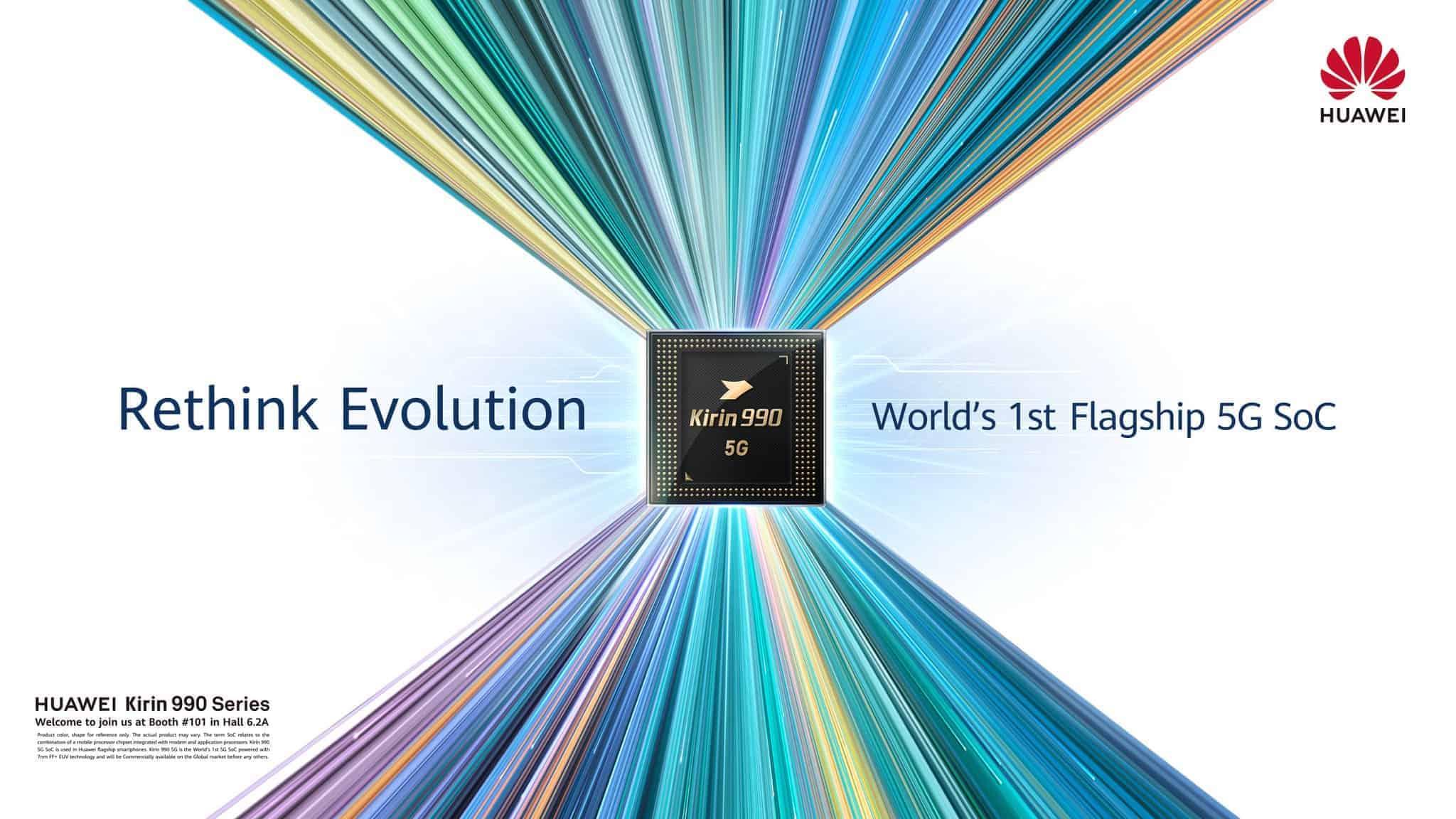 Huawei Kirin 990 image 3