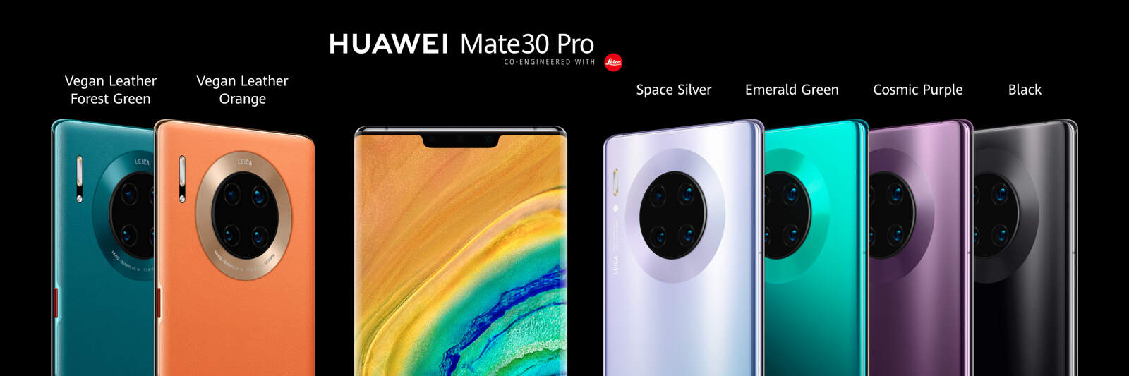 Huawei Mate 30 AH 8