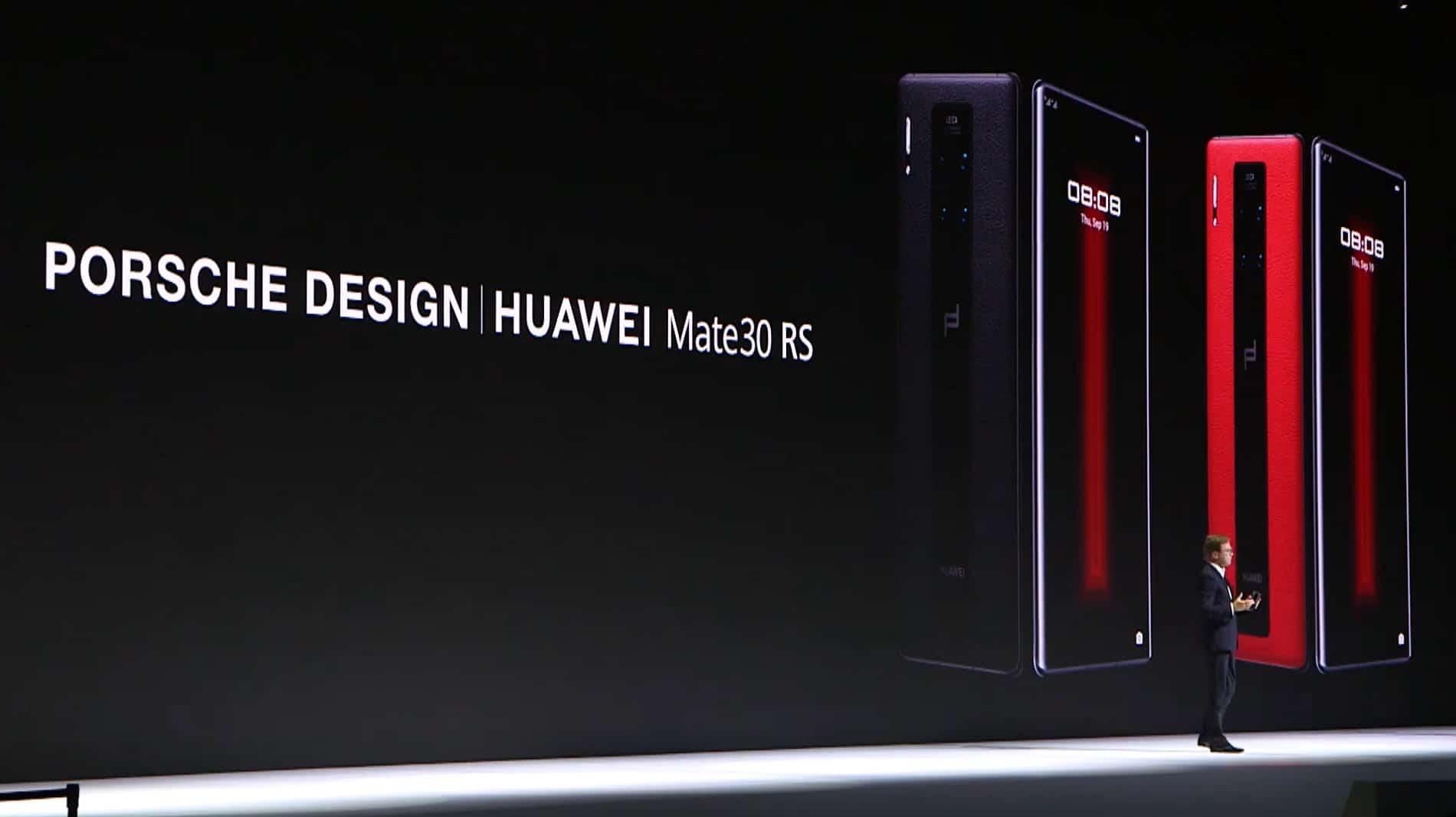 Huawei Mate 30 Event Porsche Design 01