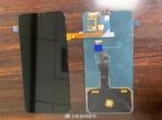 Huawei Mate 30 front panel leak 1
